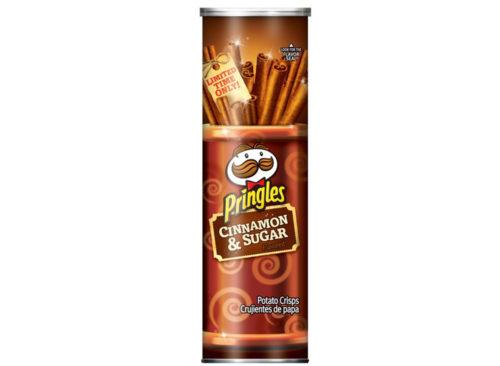 Pringles de Canela